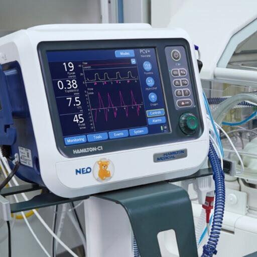 7 دستگاه ونتیلاتور جدید در بیمارستان میاندوآب راه اندازی شد
