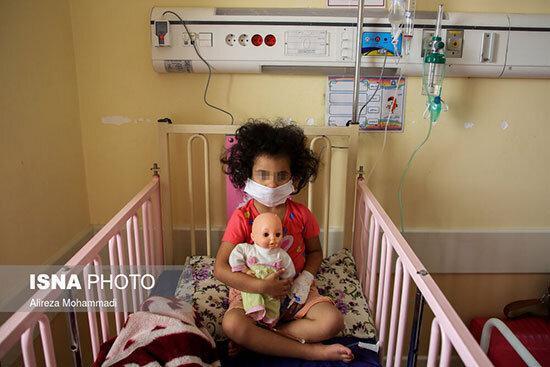 کرونا تا به امروز 101 کودک در بیمارستان اکبر مشهد را قربانی نموده است