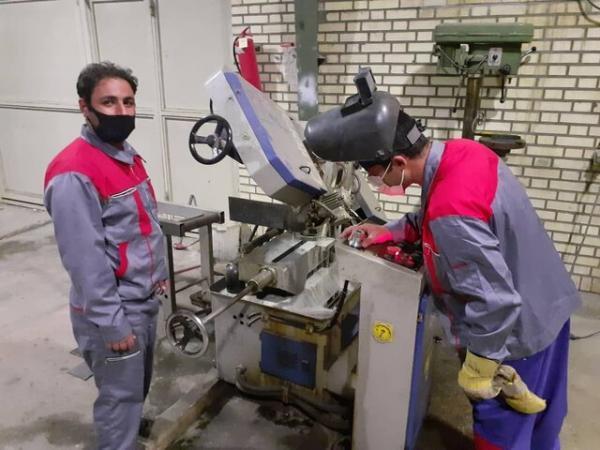آموزش مهارت به پناهندگان در شهرستان ازنا